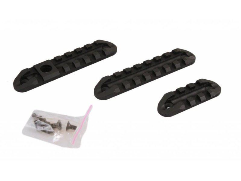 Action Army Action Army Three Piece Rail Set for AAC21 Kit
