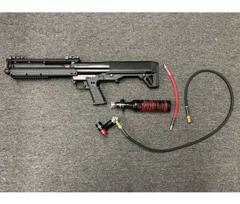 CQB Russian HPA Adaptor for TM Gas Shotgun