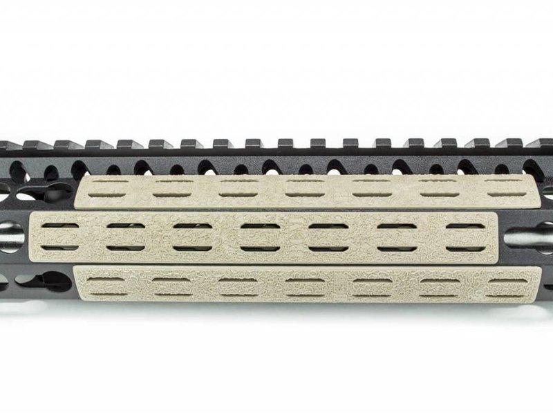 PTS PTS BCM Keymod Rail Panel Kit 5PK
