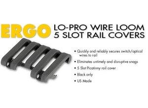 Ergo Ergo Low Pro Wire Rail Cover