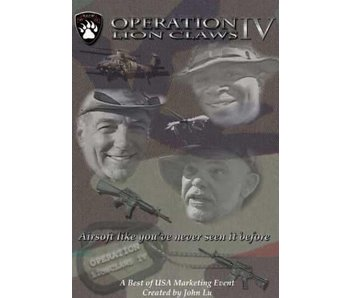 Best of USA Operation Lion Claws DVD