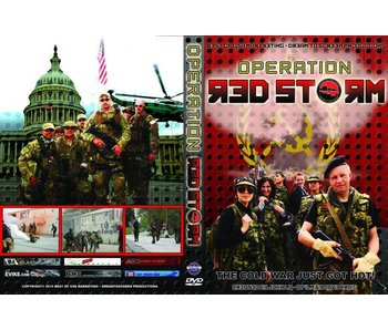 Best of USA Operation Red Storm DVD