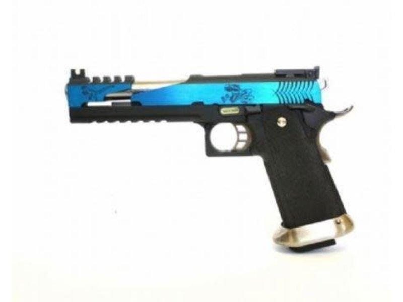 WE Tech WE-Tech Tactical I-Rex Hi-Capa 6.0 Gas Blowback Airsoft Gun
