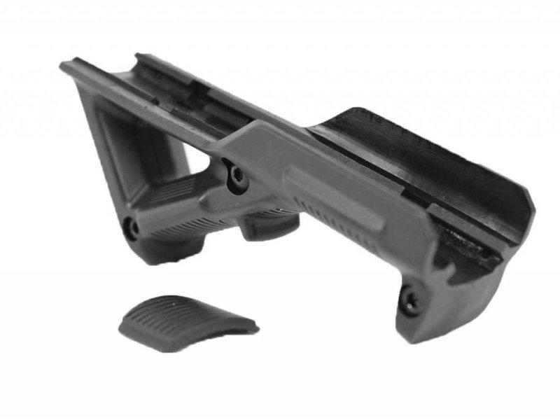 Castellan Winged Angled Foregrip 1 Black