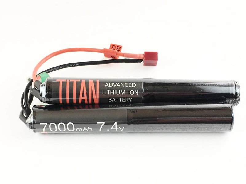 Titan Power Titan Power 7.4v 7000mah Li-Ion Nunchuck D