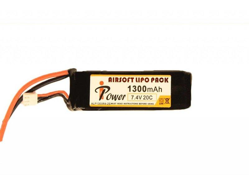 iPower iPower 7.4V 1300mah 20C PDW