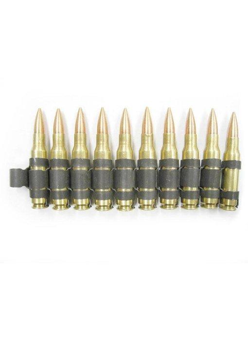 7.62mm linked dummy ammo (10rds)