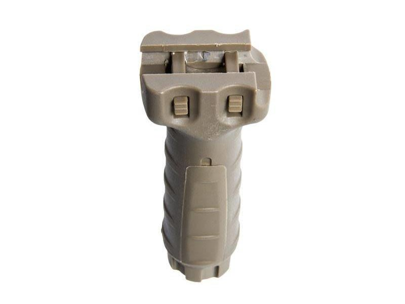 UK Arms UKARMS DT Vertical Foregrip Dark Earth