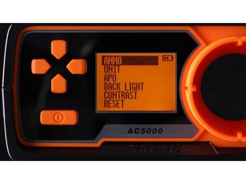 Acetech Acetech AC5000 Chronograph