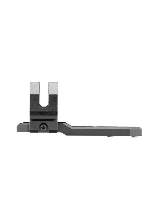 Aimsports 30mm Keymod cantilever light Mount