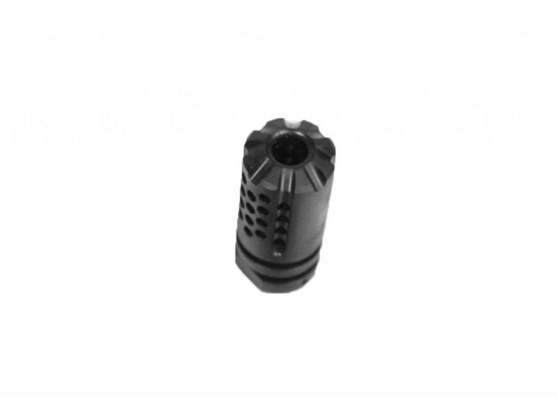 Castellan SLR Muzzle Brake 14mm CCW Black