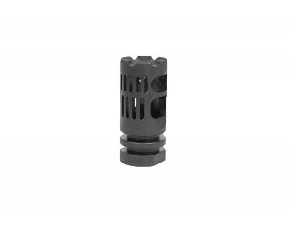 Castellan Gamma 556 14mm Counter Clockwise Flash Hider Black