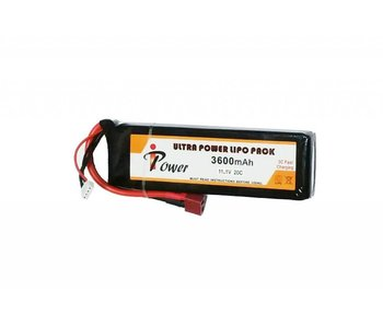 iPower 11.1V 3600mah 20C mini