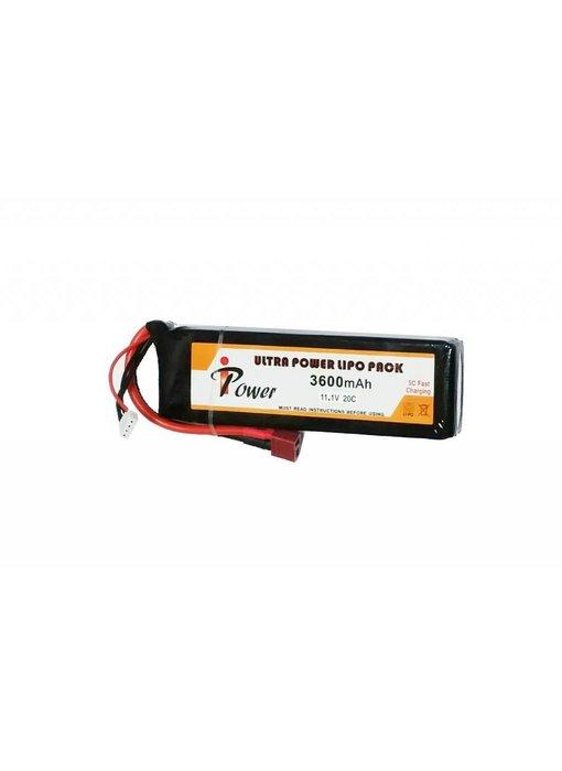 iPower 11.1V 3600mah 20C mini