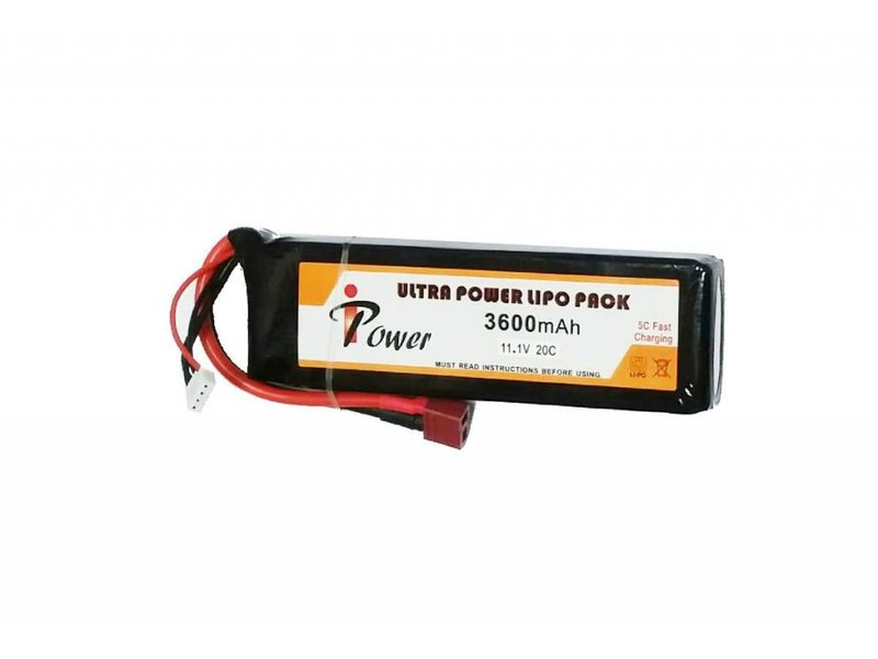 iPower iPower 11.1V 3600mah 20C mini