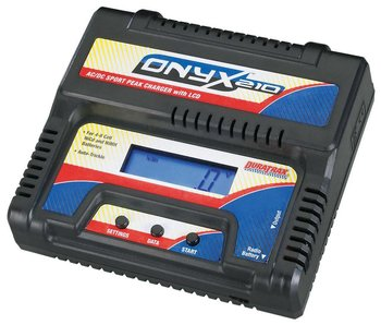 Great Planes Onyx 210 Peak Charger