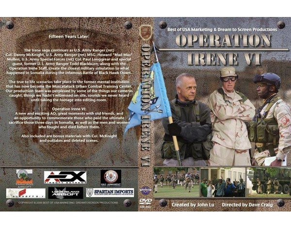 Airsoft Extreme AEX Op Irene DVD Volume 6