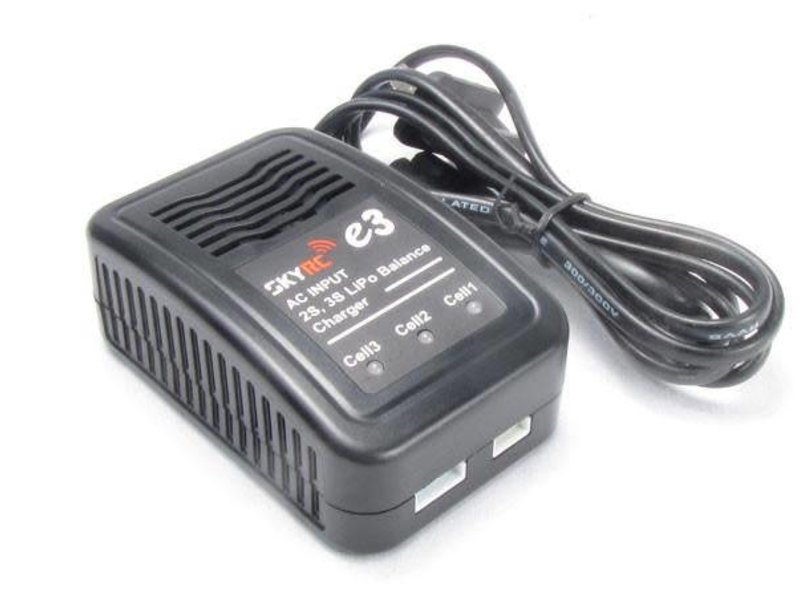 AA Portable Power AAP SKY RC E3 Lipo Balance Charger, 1-3 cell