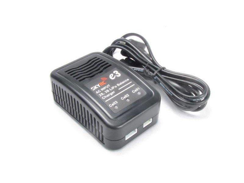 AA Portable AAP SKY RC E3 Lipo Balance Charger, 1-3 cell