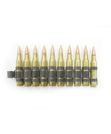 Airsoft Extreme 5.56mm linked dummy ammo (10rds)