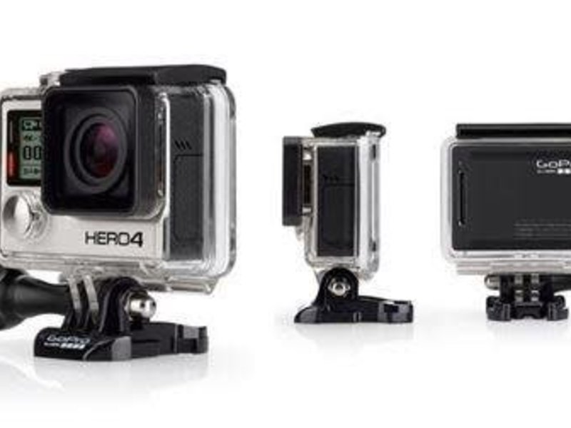 GoPro GoPro HERO4 Black (4K30 / 12MP)