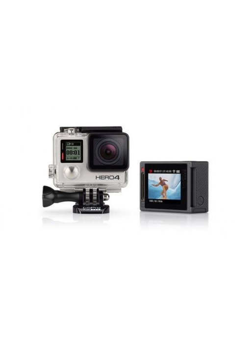GoPro HERO4 Silver (2.7K30 / 12MP / LCD)