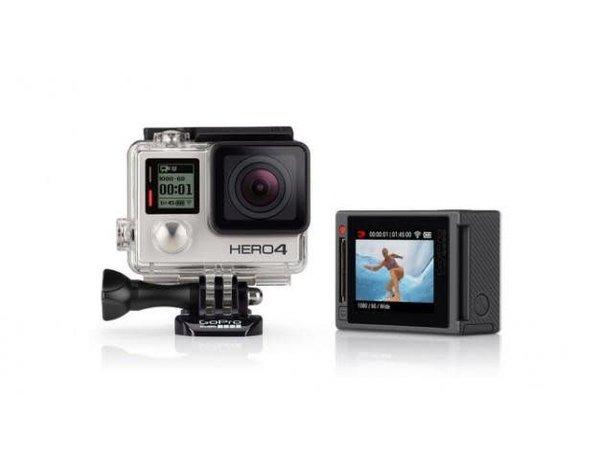 GoPro GoPro HERO4 Silver (2.7K30 / 12MP / LCD)