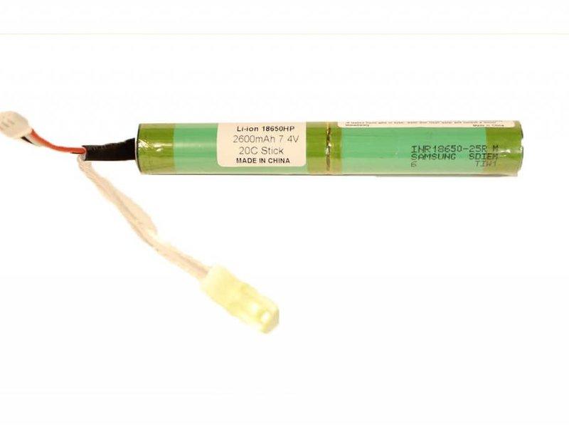 iPower iPower 7.4v 2600mah Li-Ion Stick Battery