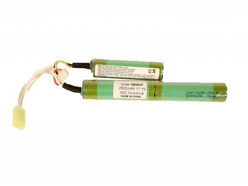 iPower iPower 11.1V 2600mah Li-Ion Nunchuck 2x