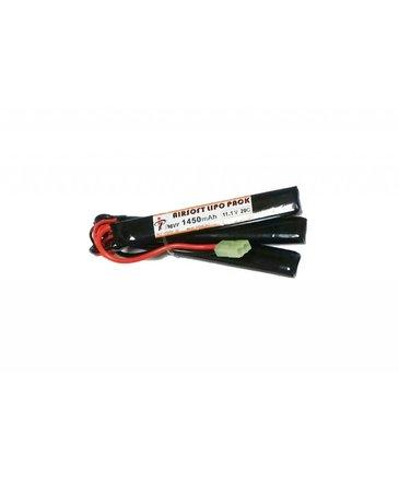 iPower iPower 11.1v 1450mAh 20C 3X Nunchuck LiPo Battery Tamiya