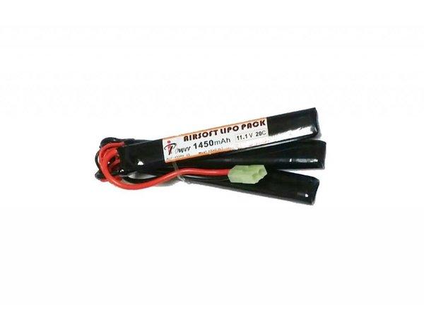 iPower iPower 11.1 1450 mAh 20C Triple Nunchuck Battery