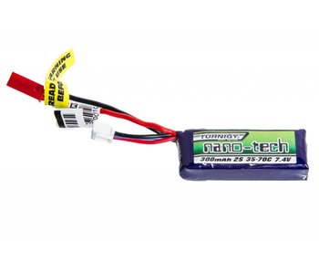 PolarStar 7.4v 300mAh LiPo Battery