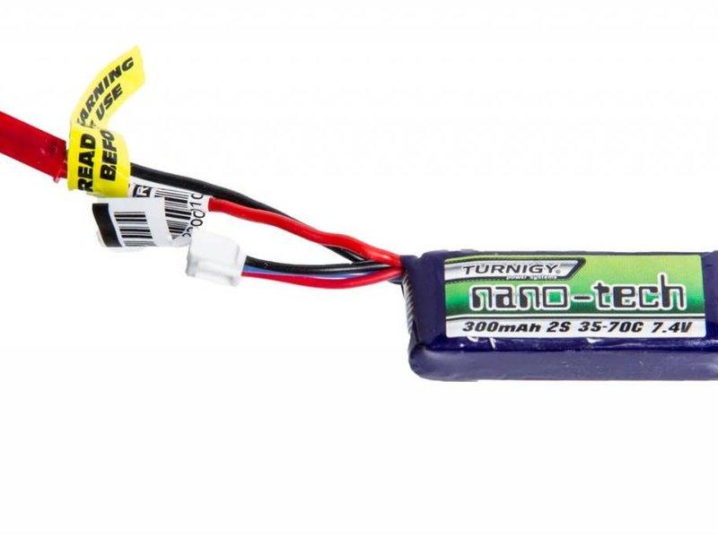 PolarStar PolarStar 7.4V 300mAh LiPo Battery