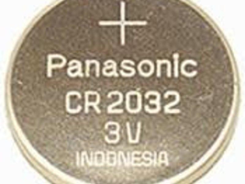 AA Portable Power CR2032 3v Lithium Battery