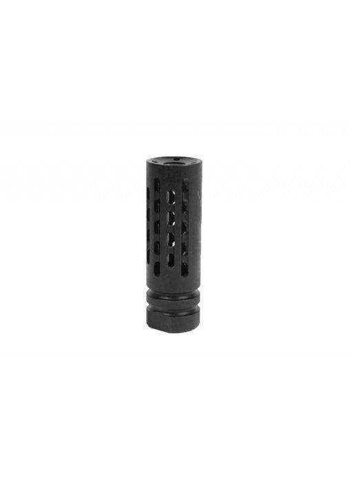 Castellan BABC Steel Compensator 14mm CCW Black