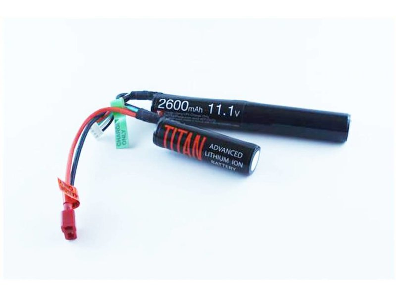 Titan Power Titan Power 11.1v 2600mah Li-Ion Nunchuck D