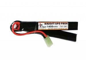 iPower iPower 7.4v 1450mAh  20C 2X Nunchuck LiPo Battery Tamiya