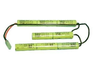 TNR Technical TNR Technical 9.6V 1700 Vltor Stock battery