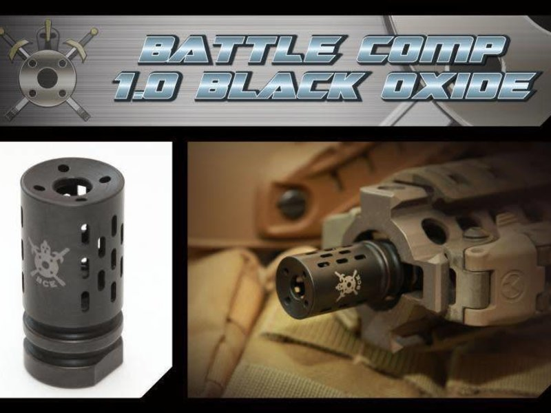 PTS PTS BattleComp 1.0 Flash Hider - CW
