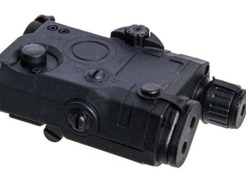 Lancer Tactical Lancer Tactical PEQ15 Red Laser LA-5 Case