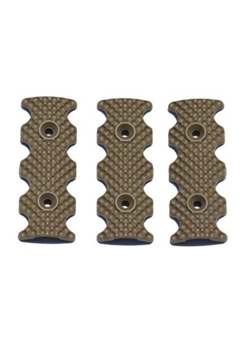 PTS Centurion Arms CMR Rail Cover 3pk Flat Dark Earth