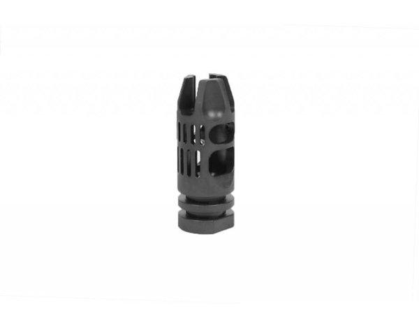 Castellan Epsilon 556 14mm Flash Hider Counter Clockwise Black