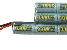 AA Portable Power AAP 8.4v 3300 RPK Battery