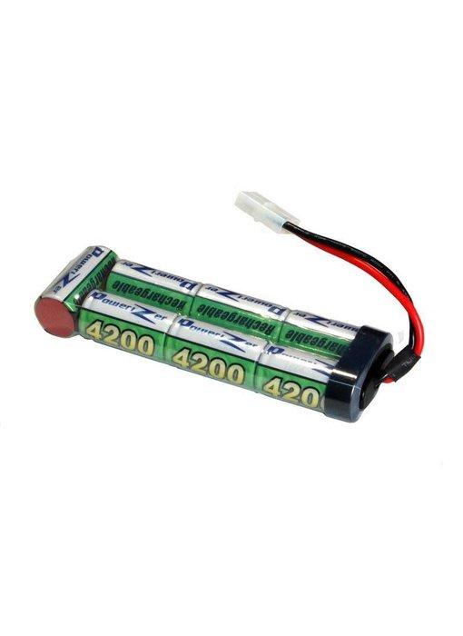 AAP 8.4V 4200 nimh large battery