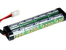 AA Portable Power AAP 9.6V 4200mah nimh battery