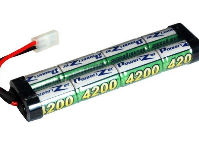 AA Portable Power AAP 9.6V 4200mah nimh battery