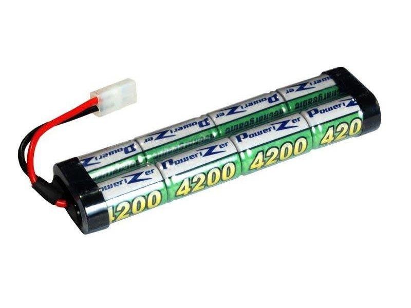 AA Portable AAP 9.6V 4200mah nimh battery