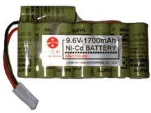 ICS ICS 9.6V 1700mAh ICS PEQ battery