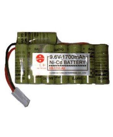 ICS ICS 9.6V 1700mAh ICS PEQ battery