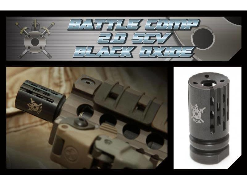 PTS PTS BattleComp 2.0 Flash Hider - CW